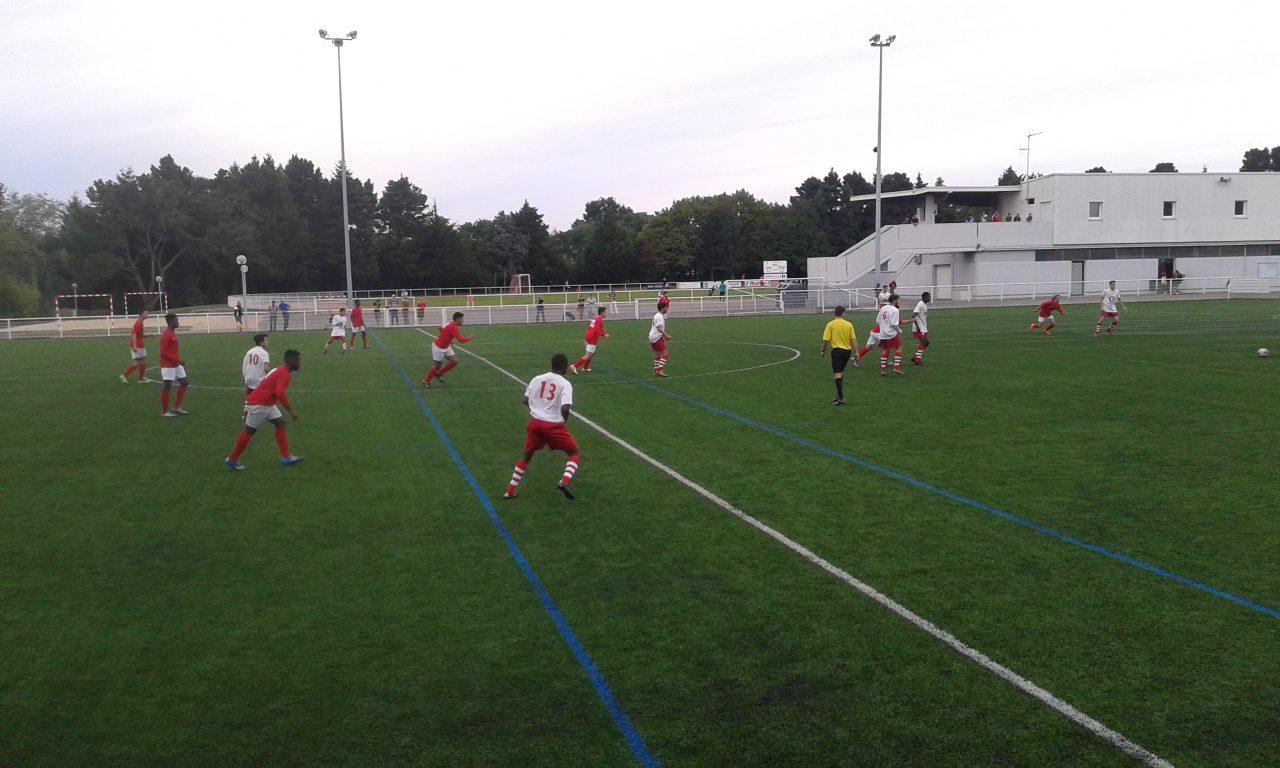 L'Intrépide remporte le derby angevin de DH (U19).
