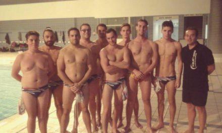 L'équipe masculine d'Angers Natation Water-Polo (N3) remporte le tournoi de préparation à Laval.