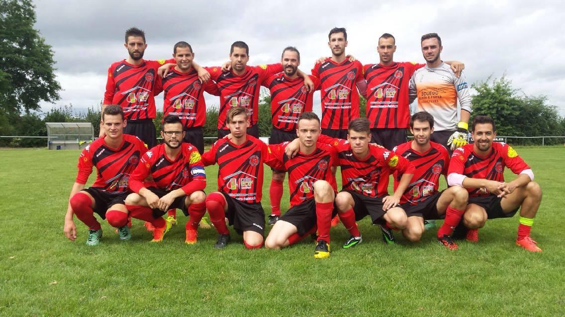 Coupe de l'Anjou (2e tour) : Belle victoire du FC Villevèque-Soucelles à Sainte-Gemmes d'Andigné (0-2).