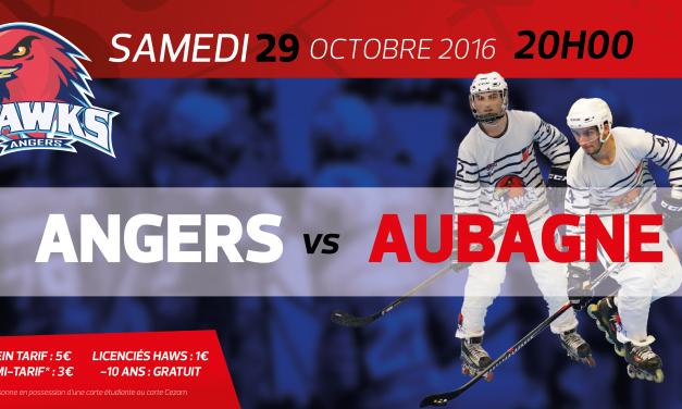Leader du championnat Élite, Angers veut enchaîner une cinquième victoire consécutive.