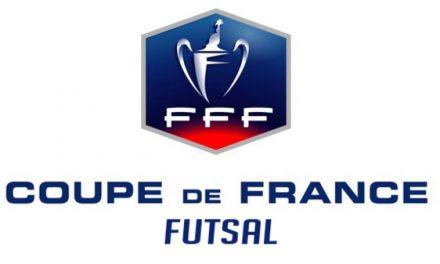 Tirage au sort du 2e Tour de la coupe de France Nationale de Futsal.
