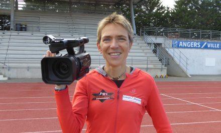 Entretien vidéo avec Catherine THOMAS-PESQUEUX, athlète de haut niveau.