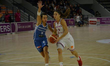 Revivez en vidéo les meilleurs moments du match : UFAB – Basket Landes (54-65).