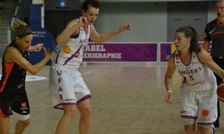 Revivez les meilleurs moments en vidéo du match LFB : UFAB – Tango Bourges Basket (62-65)