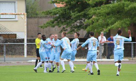 Coupe de l'Atlantique (4e tour) : Angers NDC se qualifie à Saint-Hilaire Vihiers (2-0).