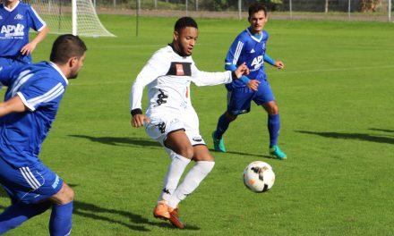 DRH (2e journée) : Malgré un bon match Angers NDC a manqué d'efficacité pour faire la différence face à Mareuil (0-0).
