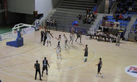 NM1 : Angers BC enchaîne une troisième victoire de suite face au CEP Lorient (82-74)