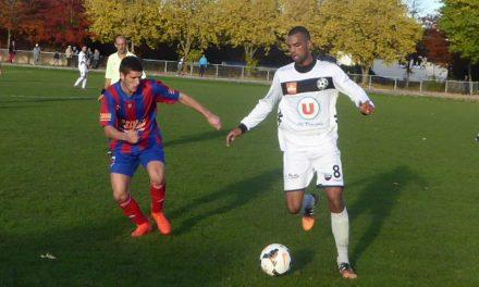 Angers NDC s'offre sa première victoire en championnat.