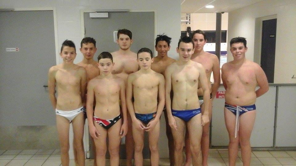 Les U17 d'Angers Natation Water-polo n'ont pas démérité, malgré la défaite à Limoges (14-11)
