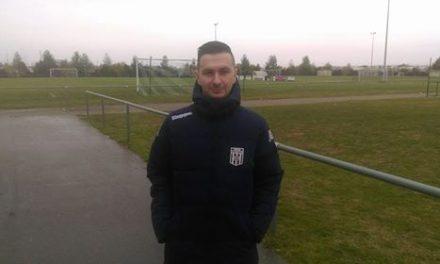 Grégory LE JONCOUR : Je me sens pleinement épanouie au club de l'Olympique Sainte-Gemmes-sur-Loire.