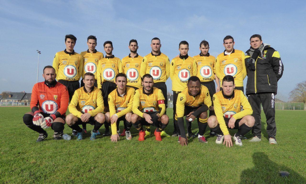 Alban GABORIT nous présente la deuxième partie de saison de l'AS Tiercé-Cheffes.