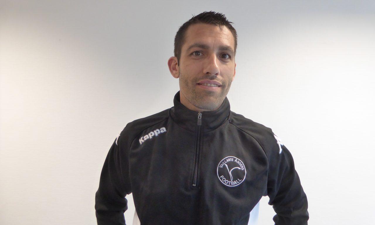 Coupe de l'Atlantique (6e tour) : Préparation d'avant-match avec Jean-Michel BOURDEAU (Angers Vaillante)