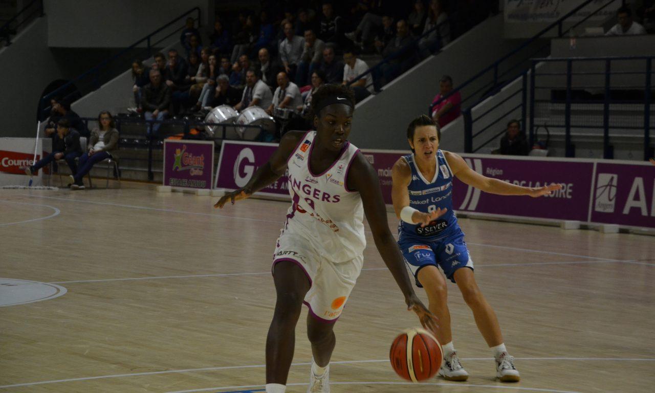 LFB (6e journée) : Villeneuve d'Ascq domine l'UFAB 49 (77-65)