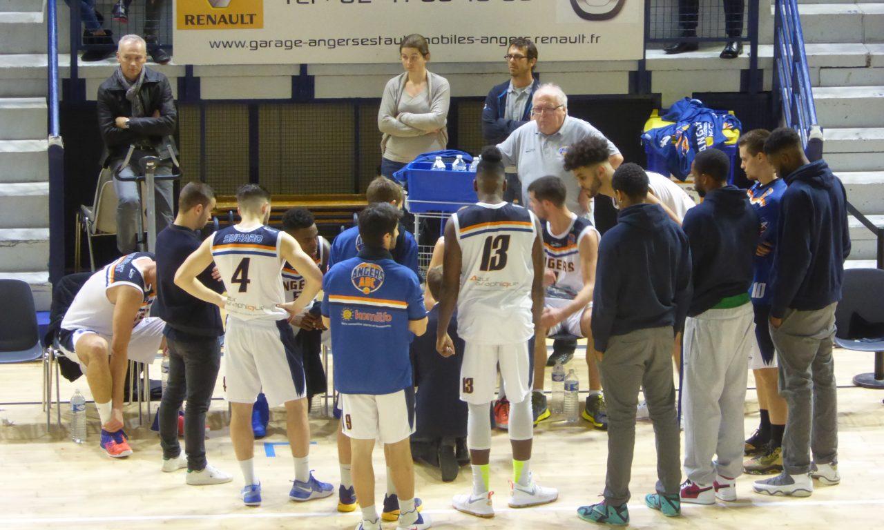 Angers BC doit démarrer une nouvelle série face Rueil Athletic Club, Vendredi soir à Jean Bouin.