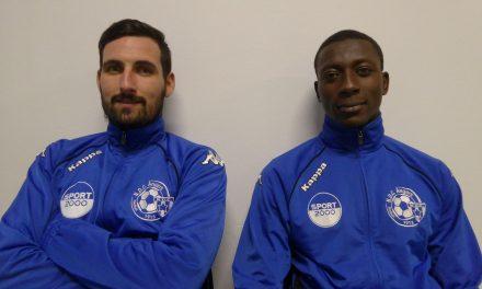 Entretien vidéo avec Julien VAUCELLE et Moustapha DIAKITE, joueur d'Angers NDC Football.
