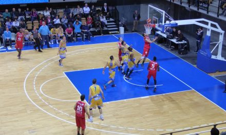 Revivez en vidéo, les meilleurs moments du match : Angers EO Saint-Léonard – Brissac Aubance Basket (76-85).