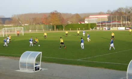 DRH (7e journée) : Angers NDC remporte une précieuse victoire face à l'AS Tiercé-Cheffes (1-0).