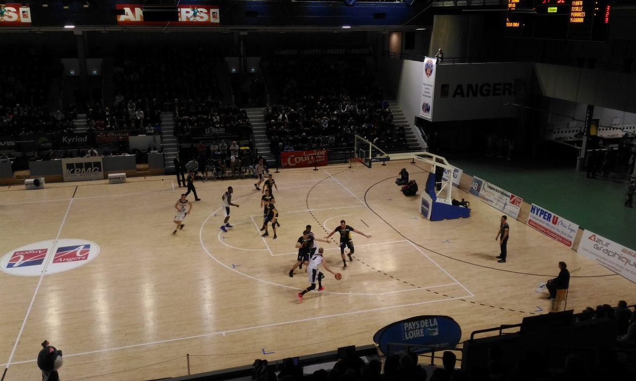NM1 (12e journée) : Angers BC peut nourrir des regrets avec cette défaite face à Rueil (73-83).