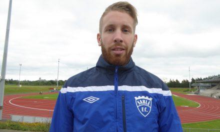 Quentin Bacha, joueur au club du Sablé FC (CFA 2), nous donne de ses nouvelles.