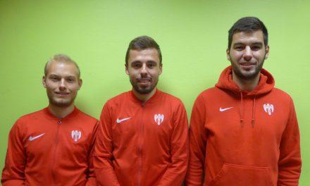 Interview décalé avec les joueurs de l'Intrépide d'Angers.