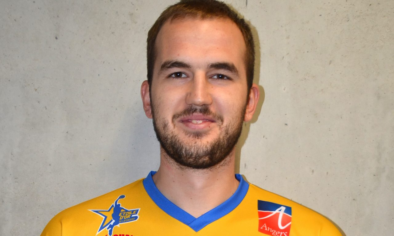 Bogdan JOVANOVIC remplace Remigicus TRAKIMAS au club Angers EO Saint-Léonard Basket (NM2).