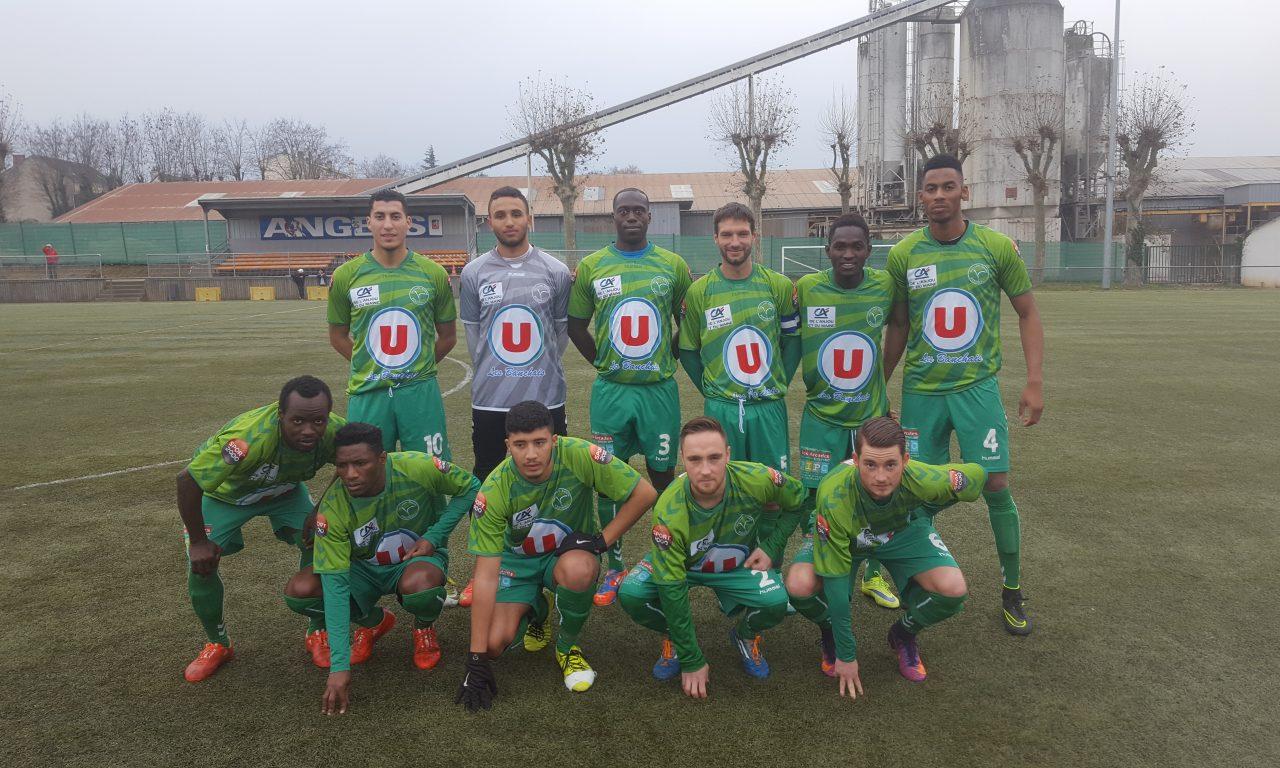 Présentation du match de DSR : USSA Vertou (b) – Angers Vaillante SP