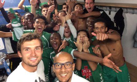 1er Tour Fédéral Gambardella (U19) : Angers Vaillante reçoit l'Olympique d'Avoine.