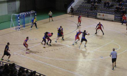 Coupe de France (16e de finale) : Angers-Noyant ne réussit pas l'exploit face à Dunkerque (20-23).
