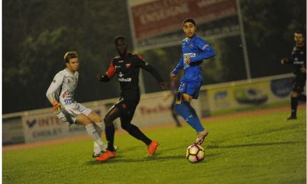Cholet poursuit son ascension en haut du classement, après sa victoire contre Fontenay (2-0).