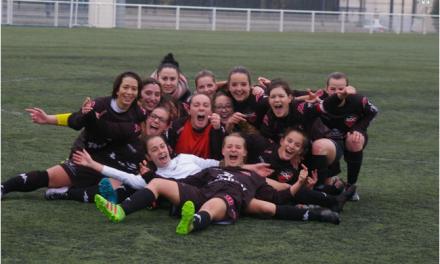 Coupe de l'Atlantique Féminine (2e T.) : Non-match des Verchers à Cholet (1-1) (tab : 4-2)