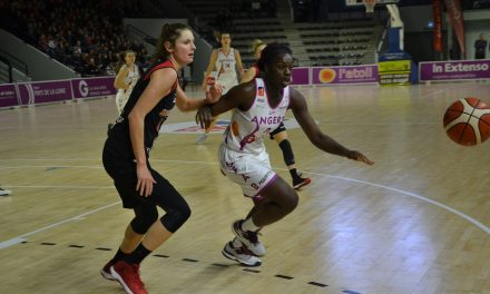 LFB (12e journée) : L'UFAB 49 s'incline face à Nice et MACAULAY (55-60).