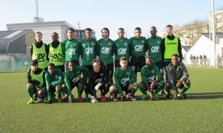 Coupe Gambardella : Angers la Vaillante a forcé la décision et se qualifie aux dépens d'Avoine (4-2).