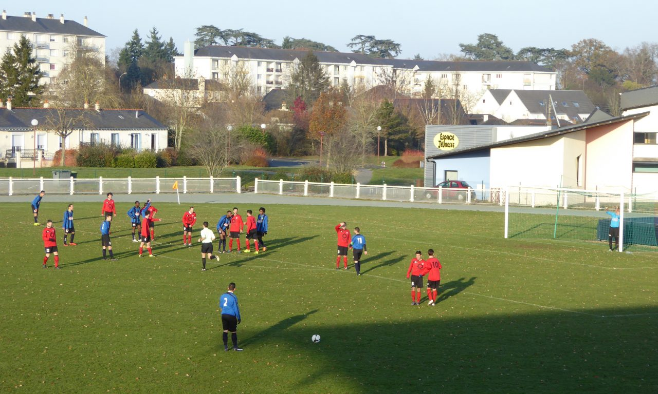 Coupe de l'Anjou : Angers SCA se rassure avec cette qualification à Montreuil-Juigné (5-2).