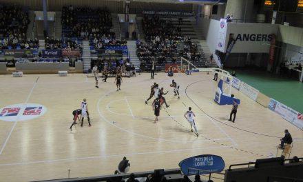 NM1 (15e journée) : Angers renoue avec la victoire à domicile face à Andrezieux (82-68).