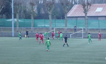 Revivez en vidéo les meilleurs moments du match : Angers Vaillante – La Robretière (0-4).