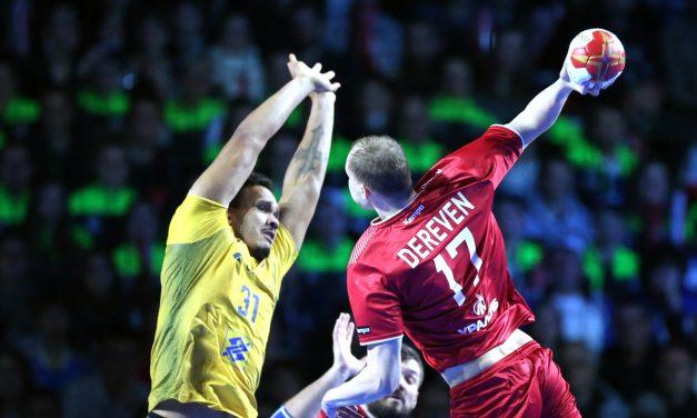 Championnat du monde de handball : résumé de Russie – Brésil (28-24).