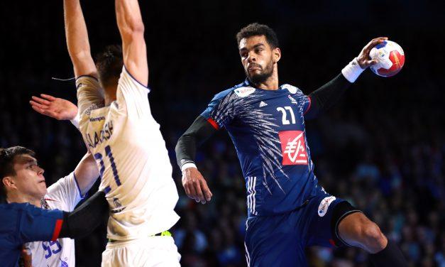 Championnat du monde de handball : France – Russie (35-24)