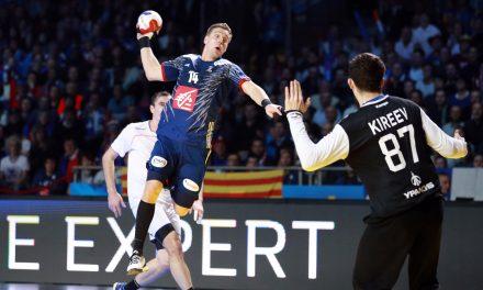 CM de Handball : Revivez en vidéo l'ambiance du match : France – Russie !