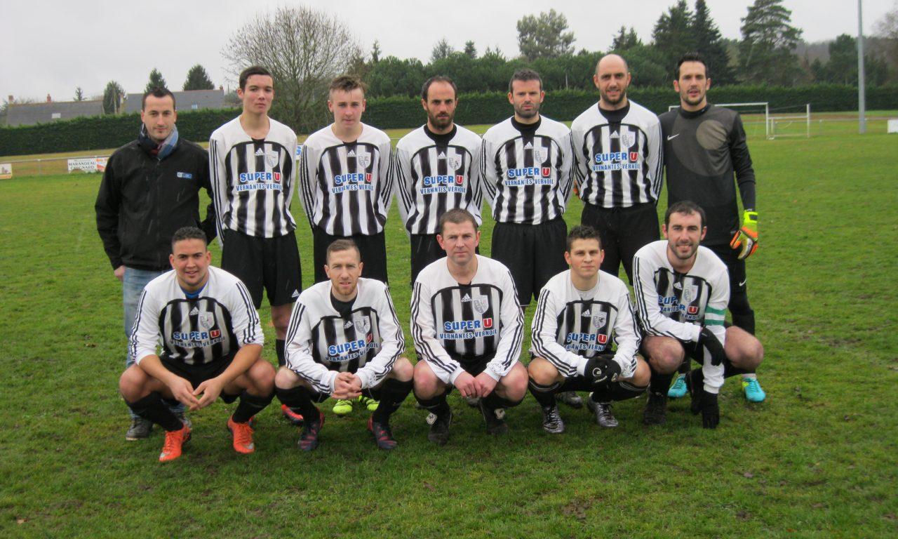 D2 (10e journée) : Vernantes Vernoil plus réaliste face à Saint-Sylvain (1-0).