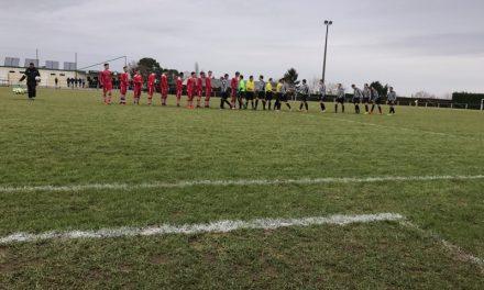 PH (12e journée) : Victoire pleine d'abnégation pour Avrillé à Liré-Drain (3-2).