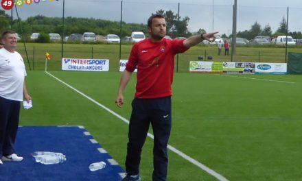 DH (13e journée) : Julien SOURICE, nous donne son avis sur le match entre Beaucouzé et Saumur.