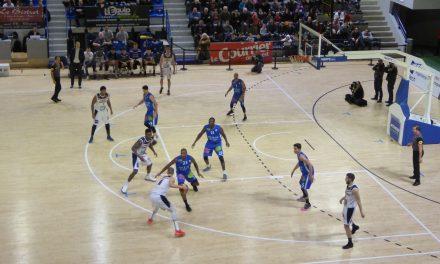 Revivez les meilleurs moments du match en vidéo : Angers BC – Caen BC (95-101, ap.).
