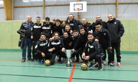 Nantes Bela Futsal est le vainqueur de la finale Régionale de la coupe Nationale de Futsal.