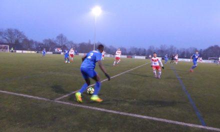 DH (13e journée) : Pas de vainqueur entre le SC Beaucouzé et Saumur OFC (1-1).