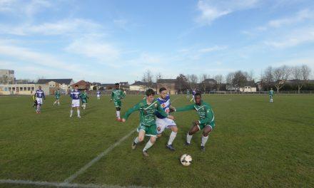 DRH (11e journée) : Match nul logique entre Angers NDC et la réserve de Carquefou (1-1).
