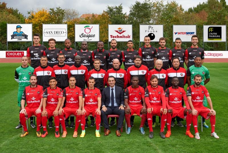 Nicolas LE BELLEC nous présente la deuxième partie de saison du SO Cholet en CFA.