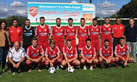 DRH (17e journée) : Mûrs-Erigné reçoit l'équipe de Pouancé.