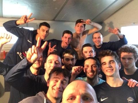D2 (14e journée) : Victoire importante de Saint-Sylvain à Mouliherne (3-1).