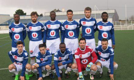 DRH (13e journée) : Angers NDC en forme olympique face à la Mellinet de Nantes (3-0).