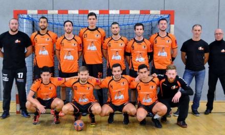 Handball (N3M): Sainte-Gemmes en opération maintien face à Cherbourg.
